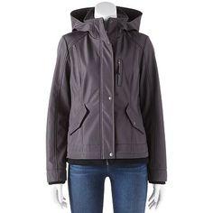 Zeroxposur Storm Shield Hooded Colorblock Jacket Women S