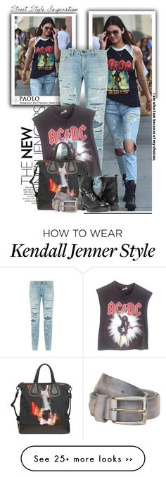 """""""Kendall Jenner Street Style with PaoloShoes"""" by spenderellastyle on Polyvore"""