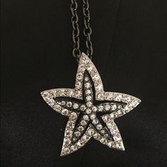 Cookie Lee necklace Gorgeous CL Starfish Necklace. Great statement piece! Cookie Lee Jewelry Necklaces