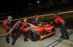 APR Motorsport Audi R8 Grand-Am (from 2012 Rolex 24 @ Daytona)