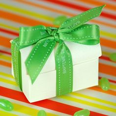 Treasure Chest Favor Boxes by Beau-coup
