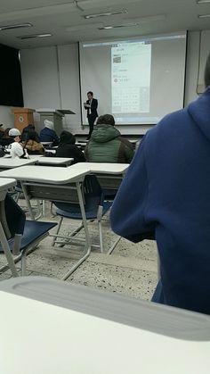 원광대학교 교양과목 트위터와소셜네트워크 강의 듣는중