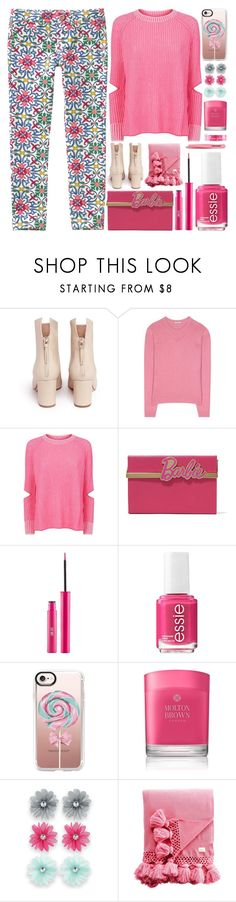 """Sweet Sunday"" by grozdana-v ❤ liked on Polyvore featuring Francesco Russo, Benetton, Miu Miu, ZoÃ« Jordan, Charlotte Olympia, Sigma, Essie, Casetify, Molton Brown and MoMo"
