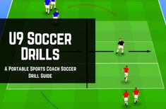 Rondo Soccer Drills: Training Vision and Control - Portable Sports Coach Soccer Conditioning Drills, Soccer Warm Up Drills, Soccer Dribbling Drills, Soccer Warm Ups, Football Training Drills, Goalkeeper Training, Best Soccer Cleats, Top Soccer, Kids Soccer