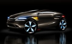 Younix Vyro Concept - Automotive Design by Hussein Al-Attar