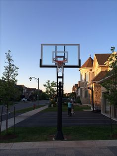 thick tempered glass back board. Installed by Total Sport Solutions. Oakville, ON Basketball Goals, Basketball Uniforms, Basketball Court, Ontario, Toronto, Sports, Names, Board, Glass