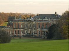 Wentworth Woodhouse - West front