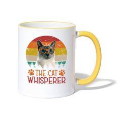 Shirt Diy, T Shirt, Cat Whisperer, Tee Tassen, Funny, Lifestyle, Hush Hush, Sayings, Colors