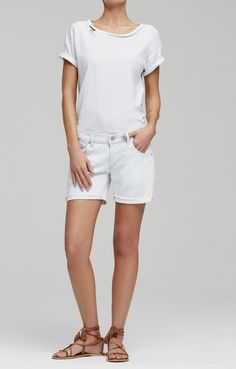 Skyler Low Rise Loose Short in Big Crush