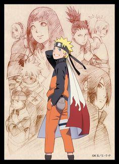 Naruto Shippuden by AiKawaiiChan on DeviantArt