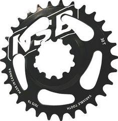 MCS BMX 110 Chainring USA Made CNC 37 T rouge