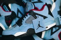 e45d91f49624 The Travis Scott x Air Jordan 4 Cactus Jack Houston Oilers is featured in  even more images and it s dropping on June