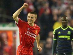 Liverpool midfielder Jordan Rossiter bound for Rangers?
