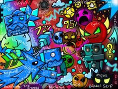 Dedication to 2.1 (Geometry Dash) by ItzCroness