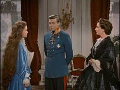 Sissi magyarul 11/11 Romy Schneider, Movies And Tv Shows, Ruffle Blouse, Costumes, Long Hair Styles, Youtube, Dresses, Austria, Fashion