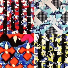 """@Annette Nokes-A-PORTER.COM's photo: """"We love a bold pattern! Which of these prints from the #PeterPilottoforTarget collection is your favorite? @PeterPilotto @Target Style"""""""