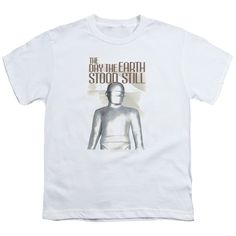 Day the Earth Stood Still : Metal Man Youth T-Shirt