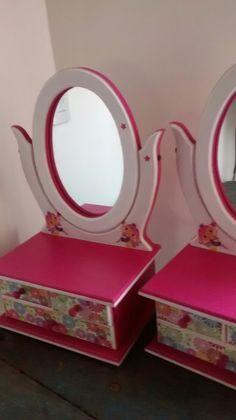 M s de 1000 ideas sobre tocador con espejo en pinterest - Espejo infantil ikea ...