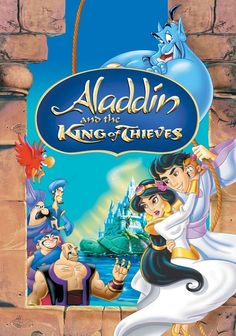 Aladdin and the King of Thieves | An Authoritative Ranking Of Disney Sequels