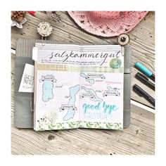 """Gefällt 264 Mal, 8 Kommentare - Sketchnotes by Diana ❤️✏️❤️ (@dianasoriat) auf Instagram: """"Bye Bye Austria.... the link in my 👉🏻Bio shows a video of my summer and #bulletjournal if last…"""""""