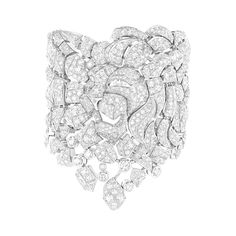 """Sous le signe du Lion"" by Chanel. Photo © Chanel Joaillerie"