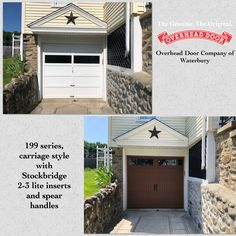Carriage House, Custom Wood, Garage Doors, Collections, The Originals, Outdoor Decor, Home Decor, Homemade Home Decor, Interior Design