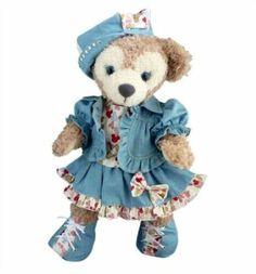 Shellie May Handmade Costume Casket with Mickey Icon Denim Set Shelliemay | eBay