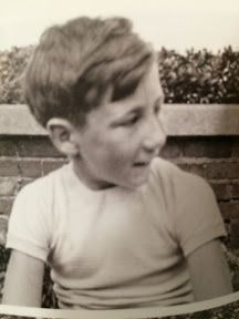 A very young Pete Townshend