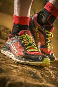 #Running - The new SCOTT Kinabalu 2.0