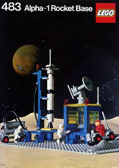 These handy Lego Space instructions are here to help you with building your LEGO sets. LEGO are childrens toys and are great if you can pick them up in a toy sale! Lego Winter, Big Lego, Cool Lego, Classic Lego, Classic Toys, Best Lego Sets Ever, Lego Vintage, Lego Space Station, Instructions Lego