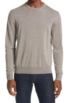 Nordstrom Online & In Store: Wish List Merino Wool Sweater, Wool Sweaters, Crew Neck, Men Sweater, Nordstrom, Beige, Pullover, Layering, Neutral
