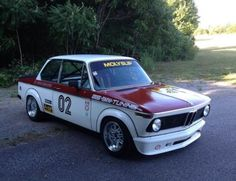 Motori: #M42/5-Speed #Swapped #Racer: 1974 BMW 2002 (link: http://ift.tt/2akcQUU )