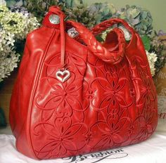 red brighton handbag