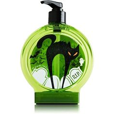 Eerie Apple Hand Soap - Anti-Bacterial - Bath & Body Works | Halloween... ❤ liked on Polyvore featuring beauty products, bath & body products and body cleansers