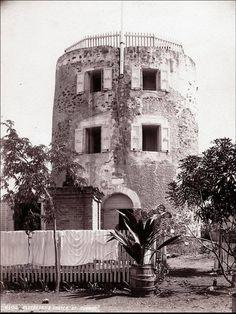 J. Murray Jordan Bluebeard's Castle, St. Thomas, ca 1890