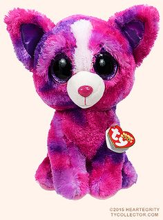 Dakota (medium) - dog - Ty Beanie Boos