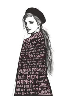 Emma Watson Equality