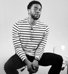 So very very handsome Black Panther 2018, Black Panther Marvel, Black Boys, Black Men, Black Panther Chadwick Boseman, Happy Black, Man Crush, Black Is Beautiful, So Little Time