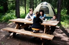 This article explores various activities for the elderly while on a camping trip. Seniors who get out and socialize lower their mortality rate,...