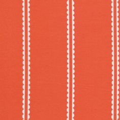 Anna Maria Horner - Little Folks - Pastry Line in Coral very thin fabric and this is orange, not coral.  Goes back in my stash.