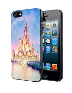 Castle of Disney Princess iPhone 4 4S 5 5S 5C Case