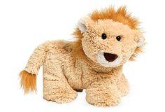 Raffi the Lion, Light Brown on OneKingsLane.com