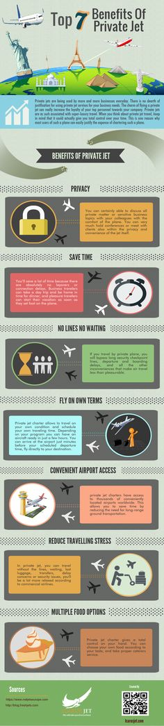 Top 7 Benefits Of Private Jet