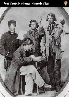 American Indian Soldiers by TradingCardsNPS, via Flickr