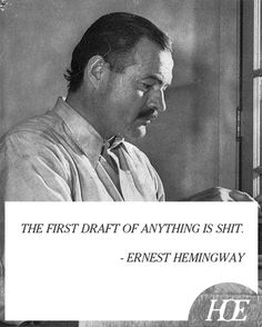 Quote of the Day: Ernest Hemingway
