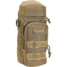 Amazon.com : Maxpedition Bottle Holder, Khaki : Sports Water Bottle Accessories : Sports & Outdoors