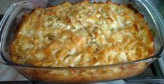 Πέννες με κοτόπουλο σε κρεμώδη σάλτσα στο φούρνο   Συνταγές - Sintayes.gr Cookbook Recipes, Pasta Recipes, Cooking Tips, Cooking Recipes, Good Food, Yummy Food, Delicious Recipes, Greek Recipes, Pasta Dishes