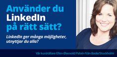 LinkedInkurs Scandic hotel|SkanPers.se