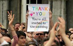 """Igreja irlandesa lamenta referendo sobre casamento gay e diz precisar de uma """"nova linguagem"""""""
