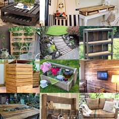 DIY Pallet Projects for Everyone